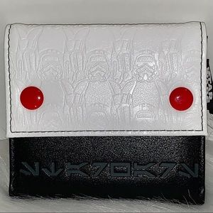 Loungefly x Star Wars White Storm Trooper Wallet